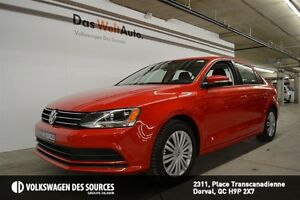 2015 Volkswagen Jetta 2.0L Trendline+, BLUETOOTH, BACK-UP CAM