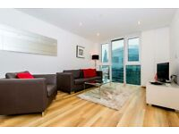16th floor 2 bed 2bath flat in Altitude Point, E1, 24hr porter, 5 mins to Aldgate East station