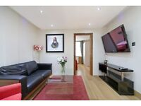 ! Big and new two double bedroom furnished apartment in Oxford Street !!