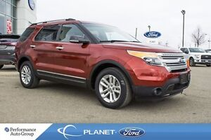 2014 Ford Explorer XLT|KEYLESS|BLUETOOTH|MP3|HTD SEATS|SAT RDIO