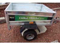 Streetwize Camel Trailer 323Kg SWTT71