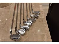 PXG 0311 T Irons 4-PW Modus Tour 130 Pured Golf