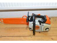 Stihl MS 201 TC Arborist top-handled Chainsaw