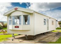 Static caravan for sale at Rivers Edge Holiday Park, Ingleton, near Manchester, LOW SITE FEES, LA6