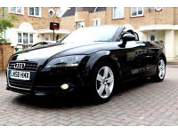 Convertible 2008 AUDI TT 2.0 TDI QUATTRO ROADSTER -- Diesel -- Part Exchange Welcome -- Drives Good