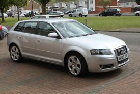 2005 Audi A3 1.6 FSI Sport - 1 owner, 88k mileage, good condition, FSH from main dealer