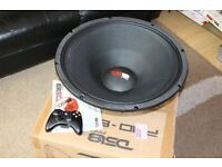 DS18 PRO-BX21 Technologically Advanced 21-Inch 3200 Watts Subwoofer ( RRP £228 )