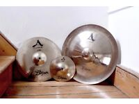 Zildjian A Custom Cymbal Bundle