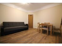 LARGE ONE DOUBLE BEDROOM LUXURY FLAT- NEAR TUBE INCLUDING ALL BILLS*****