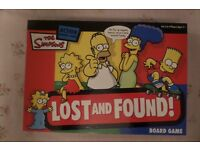 THE SIMPSONS LOST AND FOUND
