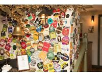 Front of House Supervisor/Assitant Manager need for country gastropub - up to £8 per hour plus tips