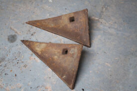 PLOUGH VINTAGE SKIMMER POINTS (UNUSED). POSSIBLY RANSOME FIT.