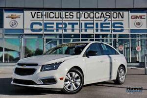 2015 Chevrolet Cruze AUTOMATIQUE+AIR CLIMATISÉE