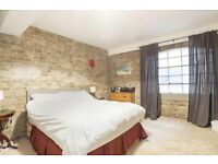 Warehouse conversion 2 double bedrooms SE1 lovely location Shad Thames £550pw