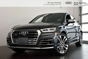 2018 Audi SQ5 3.0 TFSI TECHNIK ! NOUVEL ARRIVAGE !