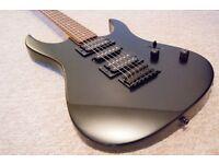 YAMAHA RGX 121S electric guitar - Solid Alder Body - black