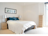 Two Bedroom, Two Bath, Two Reception Penthouse to rent in Millharbour, E14