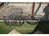 garden wall baskets