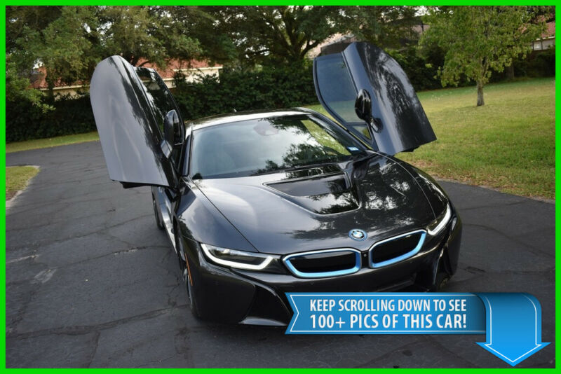 Image 1 Voiture American used BMW i8 2015