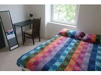 Bills included. Lovely double room in a Student flat. 2 minutes from University of Aberdeen.