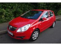 57 Plate Vauxhall Corsa 1.3 Diesel CDTI, AUX, CLUB, 1 OWNER, £30 TAX, HPI CLEAR