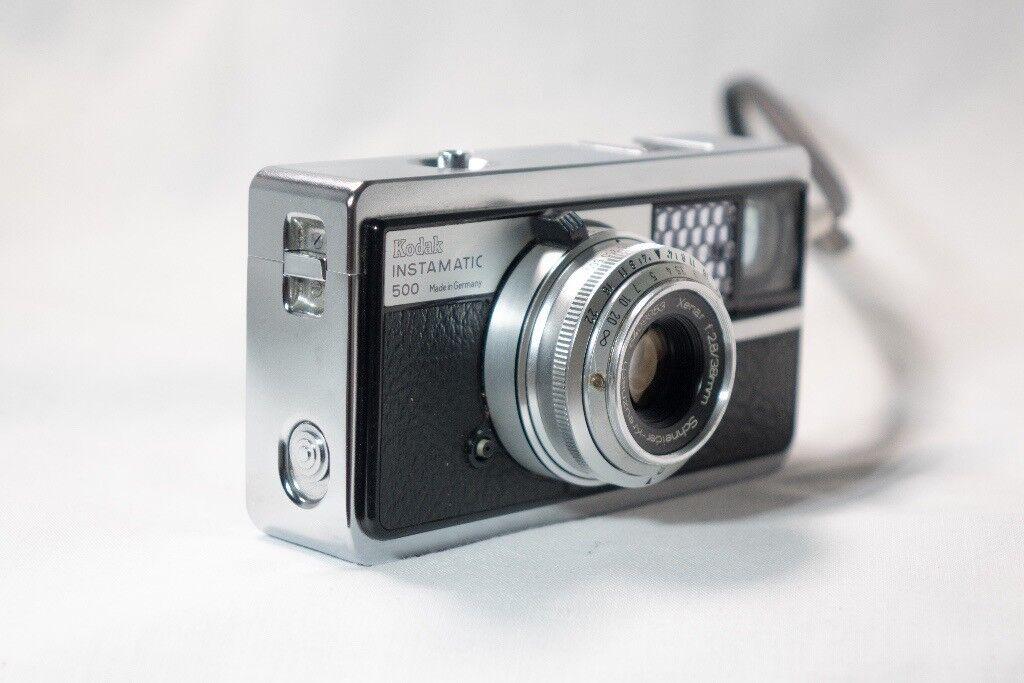 VINTAGE - Kodak Instamatic 500 Camera