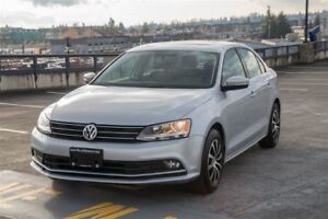 2015 Volkswagen Jetta Sedan Tdi Highline TDI HIGHLINE! OVER 10 T