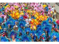 Notting Hill Carnival 2017 Stall/Pitches Now Available