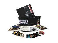 Lou Reed 17CD box set The RCA & Arista Album Collection