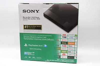 SONY BDP-S3700 Smart Blu-ray DVD Player w/ Built-In WiFi BDPS3700