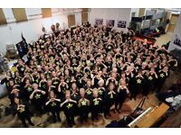 'Rock Choir' at Rainworth! FREE Taster Session!