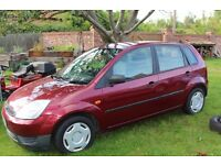 Ford Fiesta - engine perfect - for spares or repair
