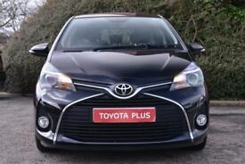 Toyota Yaris VVT-I ICON (black) 2015-03-01