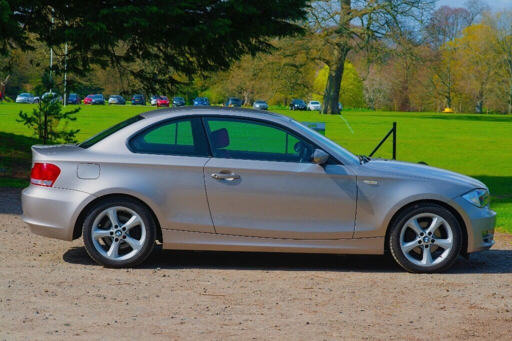 2008 bmw 120d se a series coupe for sale in ayr south ayrshire gumtree. Black Bedroom Furniture Sets. Home Design Ideas