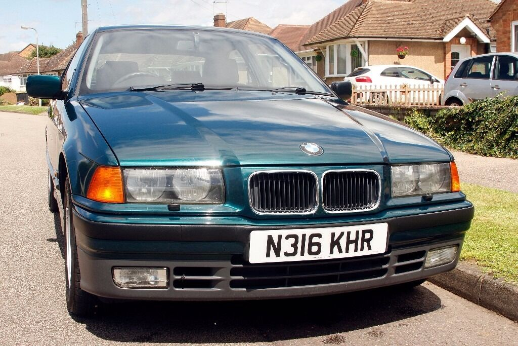 bmw 316i compact e36 1995 in clapham bedfordshire gumtree. Black Bedroom Furniture Sets. Home Design Ideas