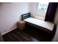 Single room in Shadwell * from now* call me till its gone zone2/* amazing connection and place
