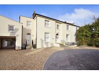 A beautiful three bed maisonette with two receptions and modern furnishings with private garden