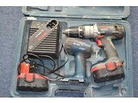 Bosch 18v hammer-drill driver - GSB18 ve-2
