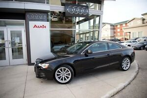 2014 Audi A5 2.0 8sp Tiptronic Progressiv Coupe AUDI CERTIFIED
