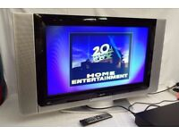 """Acer AT3201W 32"""" LCD Monitor Colour TV VGA DVI Surround Speakers Perfect Working Order"""