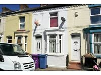 57 Bartlett Street, Wavertree - 2 bedroom terraced to let with DG & GCH. DSS WELCOME