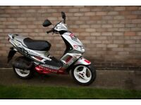 Peugeot Speedfight 2 - 100cc 2002 -Low mileage - 2 previous owners