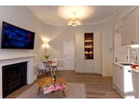 Classy 1 bedroom in a newly refurbished building, all bills & WiFi, Flexible lease