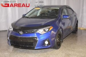 2015 Toyota COROLLA TYPE S - MAG - TOIT OUVRANT - CUIR