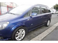 vauxhall zafira 2006,SPOTR, diesel sale or swap with small car
