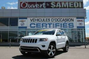 2016 Jeep Grand Cherokee 4X4 TOIT OUVRANT+NAVIGATION+CUIR+ JANTE