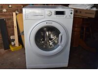 Hotpoint ultima washer in white