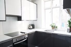 2 double Bedroom Flat, Newly Refurbished, Dalston, Ex Local Authority, 1st Floor