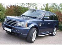 2006 Land Rover Range Rover Sport HSE V8