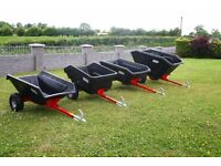 Plastic Tipping Trailers/ATV Trailer